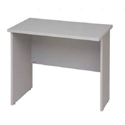 SPAZIO Office Desk [SR-800L] - Light Grey - Meja Kantor